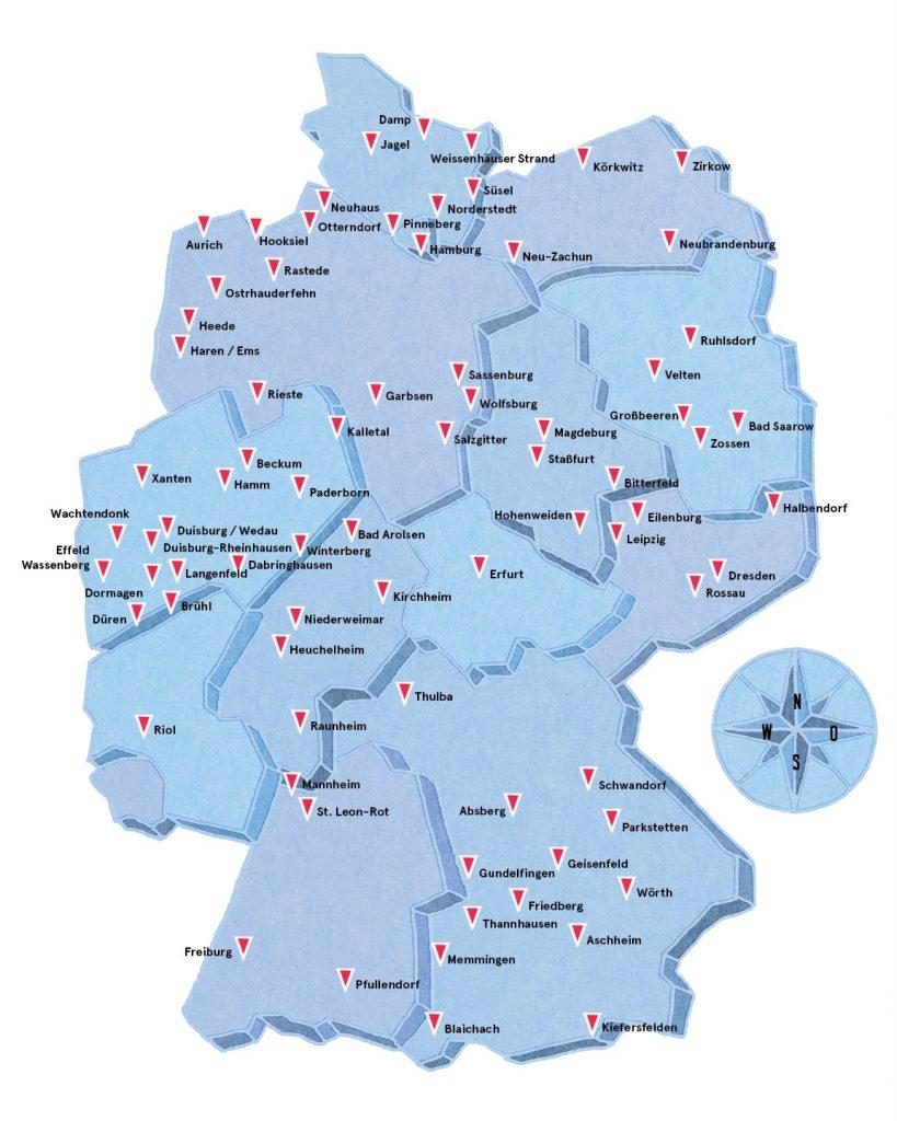 Wakeboard-Anlagen-Deutschland