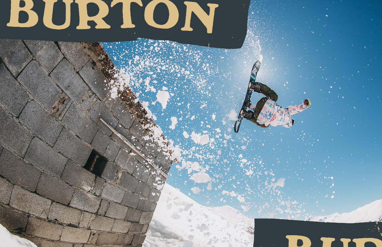 burton built on boards