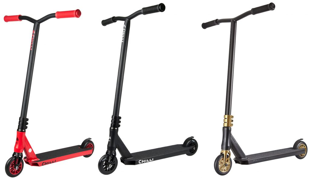 chilli pro scooter