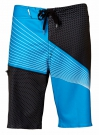 BLOWN OUT Boardshort 2014 blue