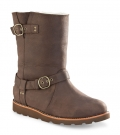NOIRA LEATHER Stiefel 2014 brownstone