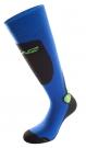 SKIING 3.0 Socken 2015 royal blue/lime
