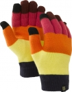 TOUCH N GO KNIT LINER Handschuh 2014 clockwork colorblock