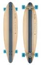 PINNER Longboard 2015 natural/blue
