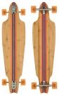 PROWLER BAMBOO Longboard 2015 bamboo/clay