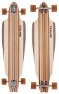 PROWLER V-PLY Longboard 2015 natural/orange