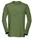 /29 COTTON LONG SLEEVE Shirt 2015 fairytale green