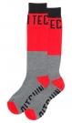 BITCHIN Socken 2014 tomato red