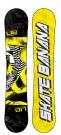 SKATE BANANA Snowboard 2014 yellow