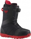 HIGHLINE BOA Boot 2015 black/red