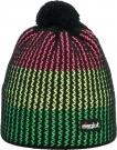 GOA Mütze 2014 neon green