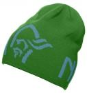 /29 LOGO Mütze 2015 chrome green