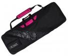 DAWN WOMENS HALF PADDED Boardbag 2014 black/pink