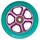 MGP DDAM Wheel 110mm turquoise