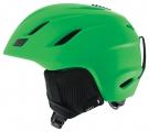 NINE PLUS Helm 2015 matte bright green