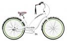 BLANC ET NOIR 3i Fahrrad white