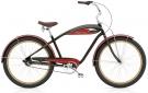 MULHOLLAND 3i Fahrrad black/red