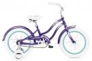 "HAWAII 1 16"" Fahrrad purple metallic"