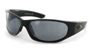METAL BURST 1 Sonnenbrille black/black mirror