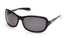 RAMSEY Sonnenbrille black crystal/TG15