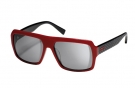 BREAKBEAT Sonnenbrille red black/grey