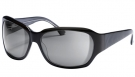 CAMEO Sonnenbrille black white opal/grey