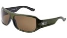 ARGUMENT Sonnenbrille metallic green/brown
