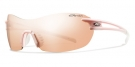 PIVLOCK V90 Sonnenbrille pink anodized/platinum/ignitor/clear