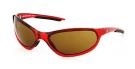 MAINLINE Sonnenbrille crystal red/SB18/GL55//Y68
