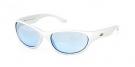 REMIX Sonnenbrille silver/blue degraded