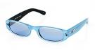 SLIM Sonnenbrille pearl blue/blue gradient mirror