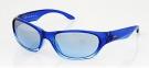 REMIX Sonnenbrille blue fade/blue degraded mirror
