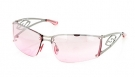 BOOKIE Sonnenbrille chrome/rose gradient mirror