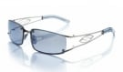 SAROS Sonnenbrille chrome/blue gradient mirror