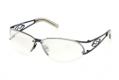 CAPTAIN Sonnenbrille silver/clear gradient mirror