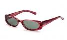 DEMI Sonnenbrille rose stripe/TG15