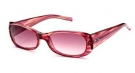 MADISON Sonnenbrille rose stripe/rose gradient