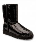 CLASSIC SHORT SPARKLES Stiefel 2015 black