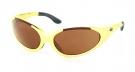 BAZOOKA Sonnenbrille mellow yellow/brown polarized