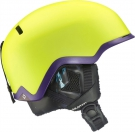 HACKER Helm 2015 matte yellow