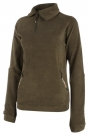 PARISSA 1/4 Zip Fleece 2014 swamp