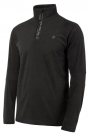 PERFECT 1/4 Zip Fleece 2015 true black