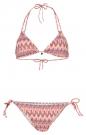EASY TRIANGLE B-Cup Bikini 2014 pink aop