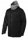 DIVISION INSULATED Jacke 2015 jet black