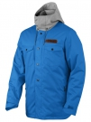DIVISION INSULATED Jacke 2015 skydiver blue