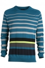 UNIQUE TIME Sweater 2013 aurora blue