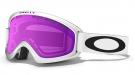 O2 XS Schneebrille 2015 matte white/violet iridium