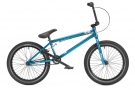 CRYSIS BMX Bike 2013 clear blue