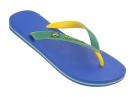 BRAZIL BICOLOR Sandale 2014 blue/yellow/green