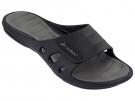 KEY VI Sandale 2014 black/grey